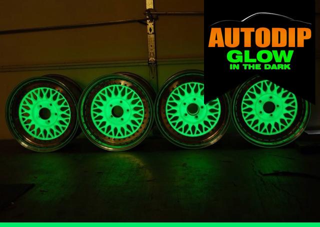 Autodip Colordip Glow in Dark
